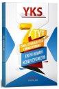 YKS 1.Oturum TYT 7 Deneme Derece Yayınları