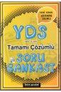 YDS Tamamı Çözümlü Soru Bankası Tercih Akademi Yayınları