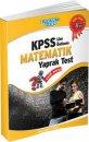 KPSS Lise Önlisans Matematik Yaprak Test Akıllı Adam Yayınları