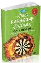 KPSS Paragraf Çözümlü Orta Deneme Akıllı Adam Yayınları