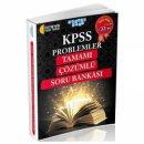 KPSS Problemler Tamamı Çözümlü Soru Bankası Akıllı Adam Yayınları