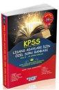 KPSS Özel Soru Bankası Akıllı Adam Yayınları