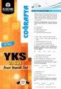 YKS 2.Oturum Coğrafya Poşet Yaprak Test Özdebir Yayınları