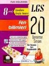8.Sınıf LGS Matematik 20 Deneme Sınavı Çanta Yayınları