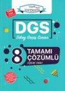 DGS Yaşar Hocayla Matematik Tamamı Çözümlü Deneme Sınavı Dahi Yayınları