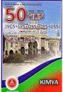 YGS-LYS Kimya 50 Yılın Çıkmış Soruları ve Çözümleri A Yayınları