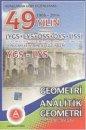 YGS - LYS Geometri 51 Yılın Çıkmış Soruları ve Ayrıntılı Çözümleri A Yayınları