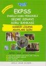 EKPSS Sadece Lisans Adayları İçin Soru Bankası Akıllı Adam Yayınları