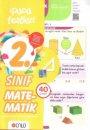 2.Sınıf Matematik 40 Çeşit İpucu Testleri Ünlü Yayınları
