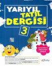 3.Sınıf Yarıyıl Tatil Dergisi Berkay Yayınları