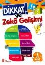 1.Sınıf Dikkat ve Zeka Gelişimi Ata Yayınları