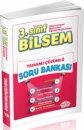 3. Sınıf BİLSEM Tamamı Çözümlü Soru Bankası Editör Yayınları