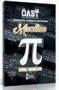 2018 ÖABT Muallim Ortaöğretim Matematik Öğretmenliği Tamamı Çözümlü Soru Bankası İsem Yayıncılık