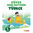2.Sınıf Türkçe Süper Ders Defterim Onadım Yayınları