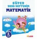 2.Sınıf Matematik Süper Ders Defterim Onadım Yayınları
