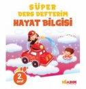 2.Sınıf Hayat Bilgisi Süper Ders Defterim Onadım Yayınları