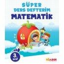 3.Sınıf Matematik Süper Ders Defterim Onadım Yayınları