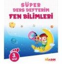 3.Sınıf Fen Bilgisi Süper Ders Defterim Onadım Yayınları