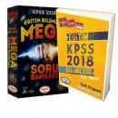 2018 KPSS Eğitim Bilimleri Mega Set Soru Bankası ve Yaprak Test Yediiklim Yayınları