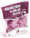 6.Sınıf Din Kültürü ve Ahlak Bilgisi 6 Deneme Sınavı Bilim Yolu Yayınları