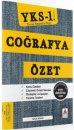 Delta Kültür Yayınları YKS 1. Oturum TYT Coğrafya Özet Kitabı