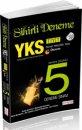 YKS 1. Oturum TYT Sihirli Tamamı Çözümlü 5 Deneme Sınavı İnovasyon Yayıncılık *