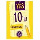 YGS 10 lu Deneme Seti A Yayıncılık