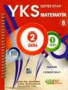 YKS 2. Oturum Matematik 2 Ders 1 Test Defter Kitap B Seçkin Eğitim Teknikleri