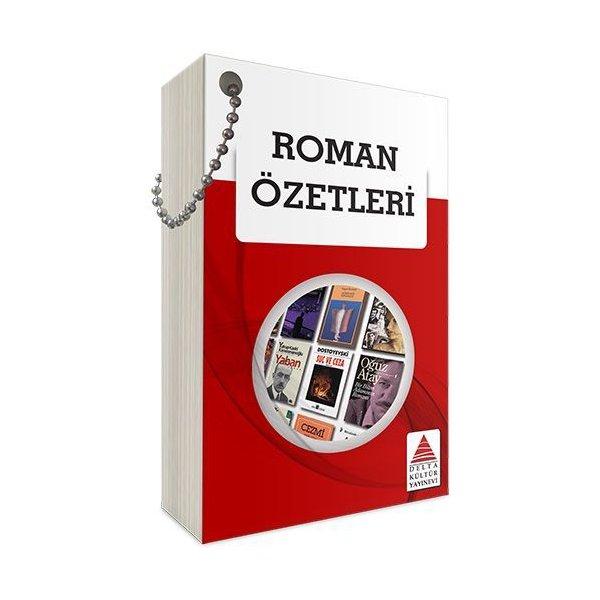 Roman Özetleri Delta Kültür Yayınları