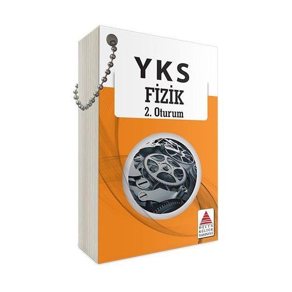 YKS 2. Oturum Fizik Kartları Delta Kültür Yayınları