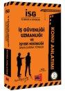 İSG İş Güvenliği Uzmanlığı ve İşyeri Hekimliği Sınavlarına Yönelik Konu Anlatımlı Yargı Yayınları