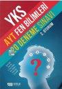 YKS 2. Oturum AYT Fen Bilimleri 20 Deneme Sınavı Nitelik Yayınları
