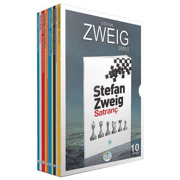 Stefan Zweig Seti 10 Kitap Maviçatı Yayınları