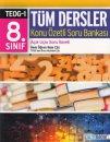 8. Sınıf TEOG 1 Tüm Dersler Konu Özetli Soru Bankası Altınbaşarı Yayınları