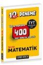 TYT 10 Fasikül Deneme (10x40 Temel Matematik) Şenol Hoca Yayınları