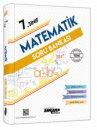 7. Sınıf Matematik Soru Bankası Ankara Yayıncılık