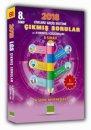 8. Sınıf LGS Çıkmış Sorular ve Ayrıntılı Çözümleri 8 Sınav Özgül Yayınları
