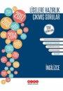 Liselere Hazırlık İngilizce 234 Çözümlü Çıkmış Sorular Merkez Yayınları