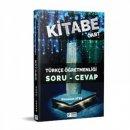 2018 ÖABT Kitabe Türkçe Öğretmenliği Soru Cevap Soru Bankası  Rektör Yayınları