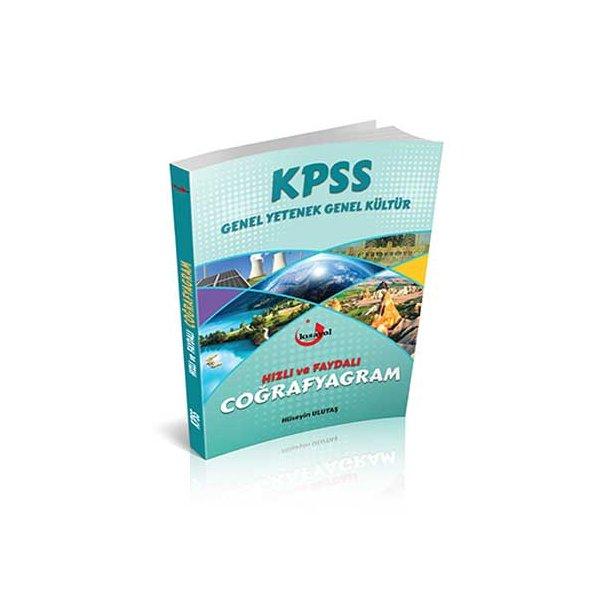 2018 KPSS Hızlı ve Faydalı Coğrafyagram Kısayol Yayıncılık