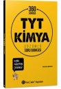 TYT Kimya 360 Soruda Çözümlü Soru Bankası FenCebir Yayınları