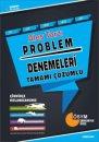TYT AYT KPSS ALES DGS Tarzı Problem Tamamı Çözümlü Deneme Sıradışı Analiz Yayınları