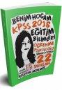 2018 Eğitim Bilimleri Öğrenme Psikolojisi Tamamı Çözümlü 22 Deneme Ayşegül Aldemir  Benim Hocam Yayınları