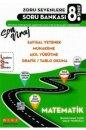 8. Sınıf LGS Son Viraj Zoru Sevenlere Matematik Soru Bankası Merkez Yayınları