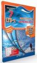 LYS 1 Matematik Tamamı Çözümlü 7 Deneme Apotemi Yayınları