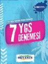 YGS 7 Deneme Okyanus Yayınları
