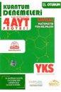 YKS 2. Oturum AYT Provası Sayısal 4 Kuantum Denemeleri Mikro Hücre Yayınları