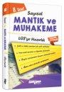 8. Sınıf LGS Sayısal Muhakeme Mantık Ankara Yayıncılık