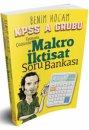 2018 KPSS A Makro İktisat Tamamı Çözümlü Soru Bankası Mesut Güzelli  Benim Hocam Yayınları
