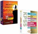 2017 KPSS Eğitim Bilimleri 15 +10 Çözümlü Deneme ve Çıkmış Sorular Fasikül Seti Yargı - Yediiklim Yayınları